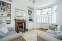 Terraced property in Engadine Street, SW18