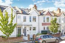 4 bed Terraced property in Wolseley Avenue, SW19