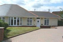 Semi-Detached Bungalow in Laverstock...