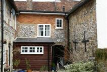 Terraced house for sale in Wilton, Wiltshire