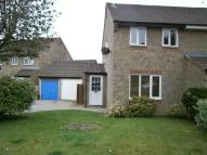 2 bed semi detached property in Avebury Road...