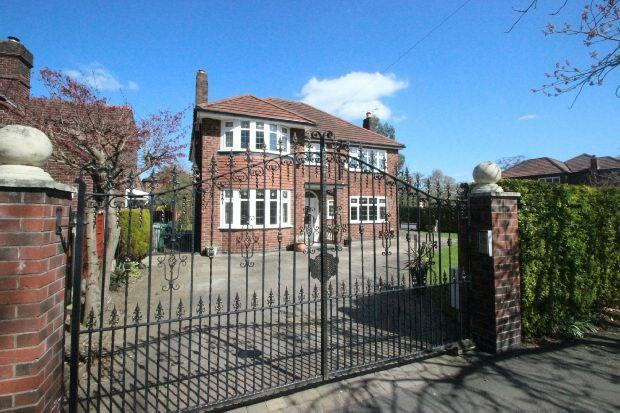 Front with Gates