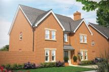 5 bed new property for sale in Cutforth Way Romsey...