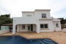 4 bedroom Detached Villa in Moraira