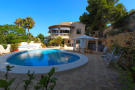 4 bed Detached Villa for sale in Moraira