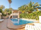 5 bed Villa for sale in Moraira