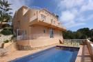 5 bed Detached Villa in Moraira