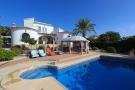 Moraira Detached Villa for sale