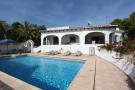 3 bedroom Detached Villa in Moraira