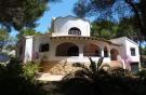 4 bed Detached Villa for sale in Moraira