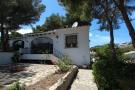 2 bedroom End of Terrace property in Moraira