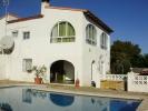 Detached Villa in Gata de Gorgos