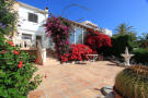 semi detached house for sale in Moraira