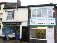 Flat to rent in Regent Street, Runcorn