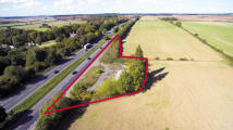 property for sale in A Southbound, Tickencote, Stamford, Lincolnshire, PE9