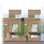 4 bed new development for sale in Off Wilson Street, Bury...