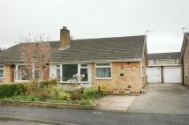 Semi-Detached Bungalow for sale in Beech Avenue