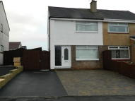 semi detached home in Stronsay Place...