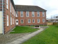 Flat in Oswalds Court, Oswestry...