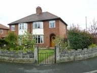 semi detached property in Oak Drive, Oswestry...