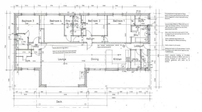 A1 Paddock Lodge Lodge Floorplan Rec'd 29.04.2016_