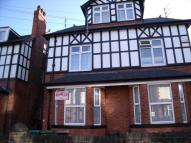 Studio flat in Bingham Road, Sherwood...