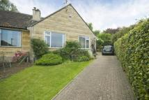Bungalow in Holcombe Close...