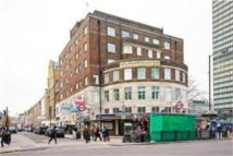 Euston Road Studio flat to rent