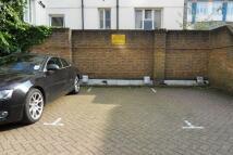 Parking in Prince Regent Mews