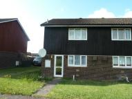 2 bed semi detached property to rent in Golden Miller Close...