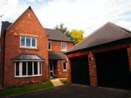 4 bed Detached house in De Buseli Close, Gedling...