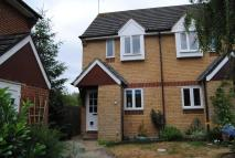 1 bed semi detached property in Abbott John Mews...