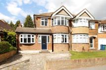 semi detached property for sale in Cannonbury Avenue...