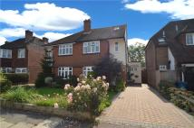 4 bedroom semi detached property in Briants Close, Pinner...