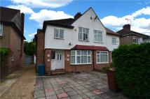 3 bed semi detached house for sale in Lyncroft Avenue, Pinner...
