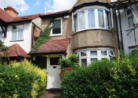 Terraced house to rent in Leeside Crescent Golders...