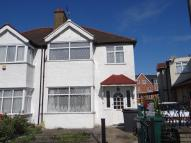 semi detached house in Highfield Avenue Golders...