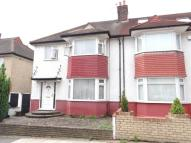 semi detached house in Park View Gardens Hendon
