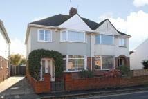 3 bed semi detached property in Wilberforce Street...