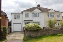 4 bed semi detached home in Woodstock Road, Yarnton