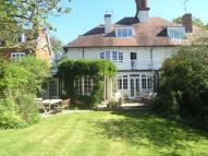 5 bed semi detached home in Woodstock Road Summertown