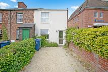 Terraced house to rent in Banbury Road...