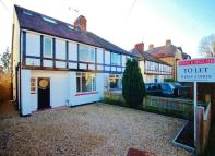 semi detached home in Hernes Road, North Oxford