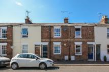 2 bed Terraced house in Wellington Street, Oxford
