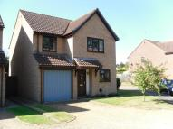 Detached home in Hall Farm Close, Melton...