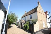 5 bed Detached house to rent in North Street, Burwell...
