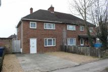 semi detached property in Coldhams Lane...