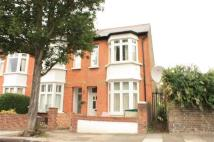 Devonshire Road semi detached house to rent