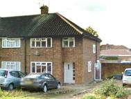 3 bed semi detached property to rent in Church Road, Hayes