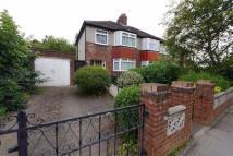 semi detached house in Gordon Road...